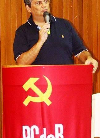 O Comunista Flávio Dino se mostrou preocupado com Fala de Bolsonaro sobre usar forças armadas
