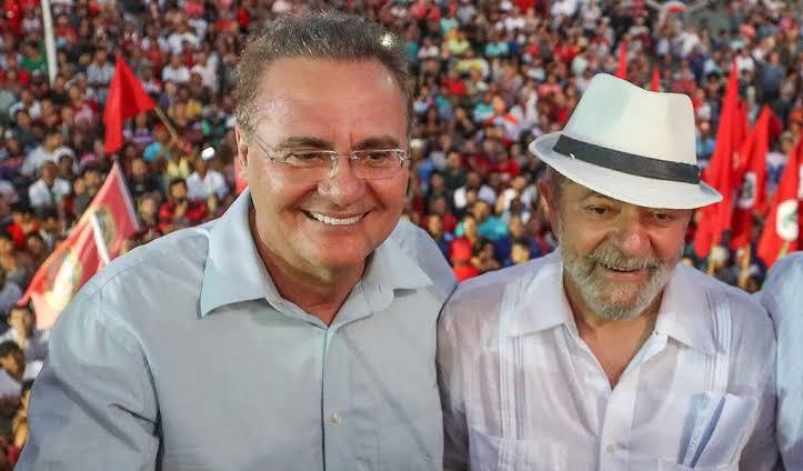 Humilhante: Renan Calheiros passou a ser a esperança da esquerda contra Bolsonaro