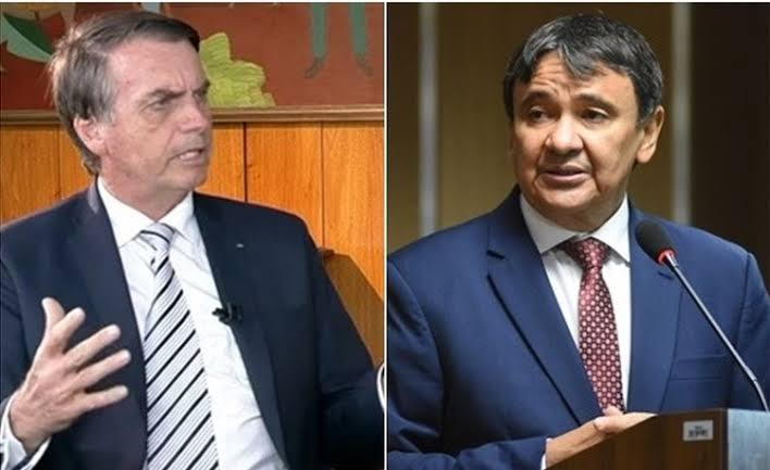 Bolsonaro retruca governador petista do Piauí: 'nós demos bilhões para o seu estado, inclusive para equipar as UTIs'