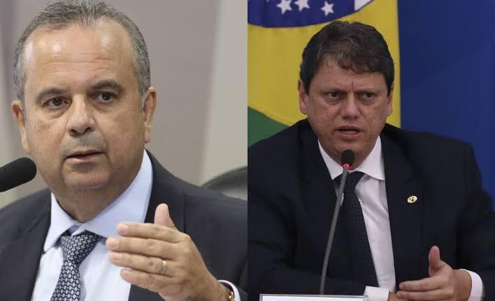 MINISTROS ROGÉRIO MARINHO E TARCÍSIO GOMES NÃO SE ABALAM COM ATAQUES AO GOVERNO BOLSONARO E ACELERAM OBRAS E INVESTIMENTOS