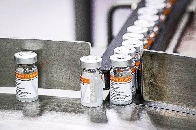 URGENTE: Butantan suspende produção da coronavac