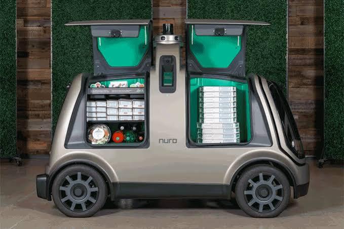 Nos EUA, Domino's lança carro-robô para entregar pizzas. VEJA VÍDEO