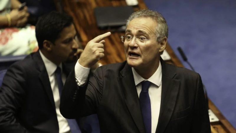 Relator da CPI da Covid, Renan Calheiros entra na mira da PGR