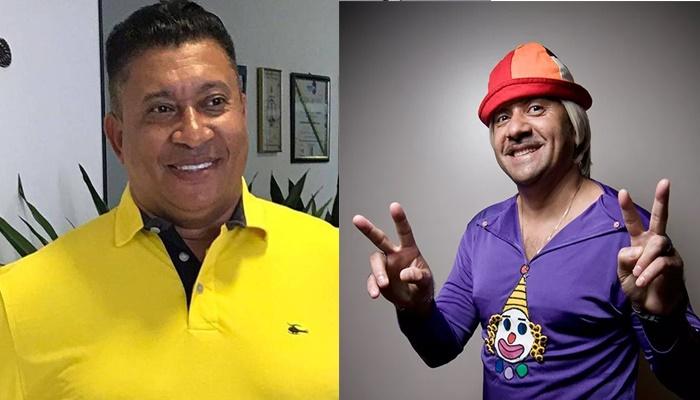 """Tiririca deu em cima da mulher de Pedro Manso: """"humorista revela investida do deputado em sua esposa"""""""
