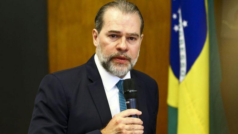 Deputado apresenta pedido de impeachment de Toffoli por participar do julgamento que anulou delação de Cabral