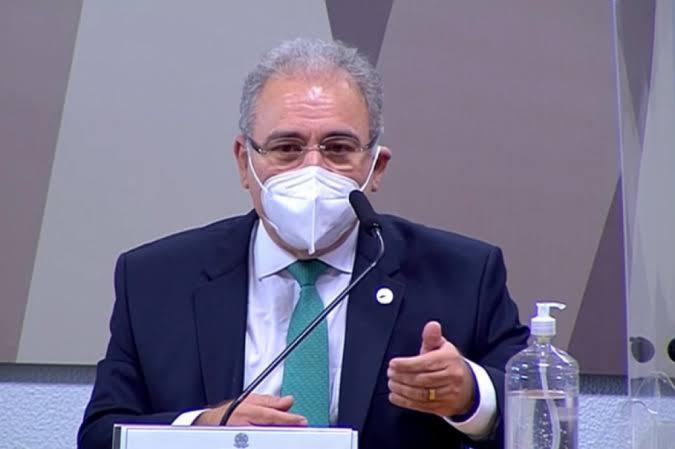 SEM MEDO: Queiroga afirma que irá se for chamado de novo à CPI da Covid