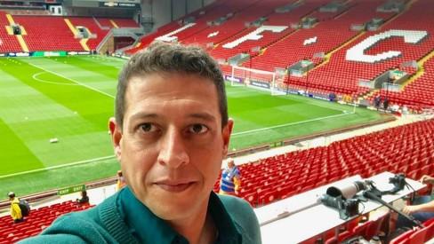 Morre jornalista esportivo Fernando Caetano, ex- Fox Sports e ESPN