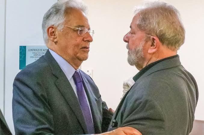 """FHC sobre Lula: """"Não sinto nele um sentimento de ser contra as regras"""""""