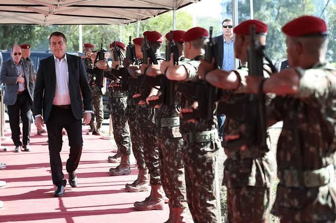 Renan Filho dificultou inauguração de obra em Alagoas e Bolsonaro requisitou forças armadas