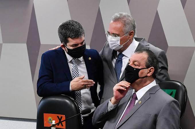 Cúpula da CPI critica protestos da esquerda contra Bolsonaro