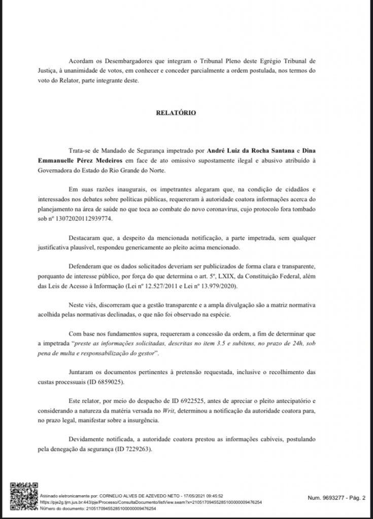A3BE2521-8979-48E6-8F8E-27025C54E038-735x1024 Cerco se fechando: Grupo de advogados consegue mandado de segurança para que Fátima Bezerra detalhe gastos na pandemia