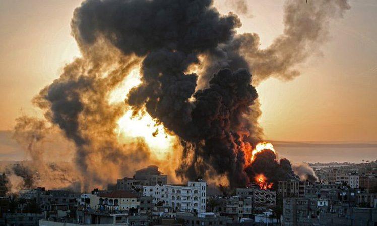 Israel avança na ofensiva ao grupo terrorista Hamas e destrói rede de túneis