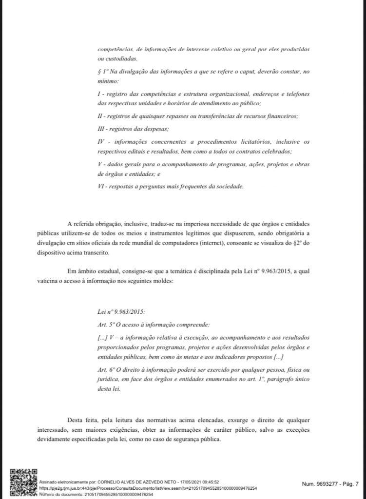 D0193305-BA01-4698-894A-1BB3FF045B0E-751x1024 Cerco se fechando: Grupo de advogados consegue mandado de segurança para que Fátima Bezerra detalhe gastos na pandemia