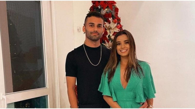 Cantora Gospel Isadora Pompeo se separa após 1 mês de casamento com jogador do Flamengo