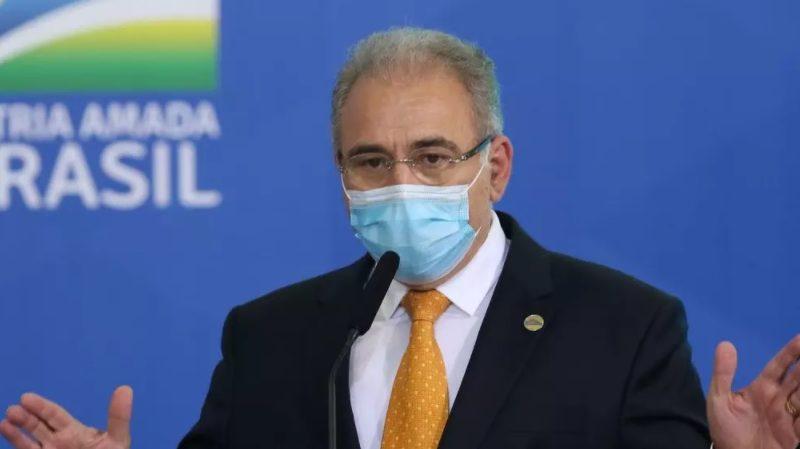 Ministério estuda campanha de testagem contra Covid, afirma Queiroga
