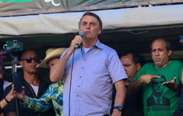 SEM VOTO IMPRESSO LULA GANHA NA FRAUDE EM 2022, diz Bolsonaro