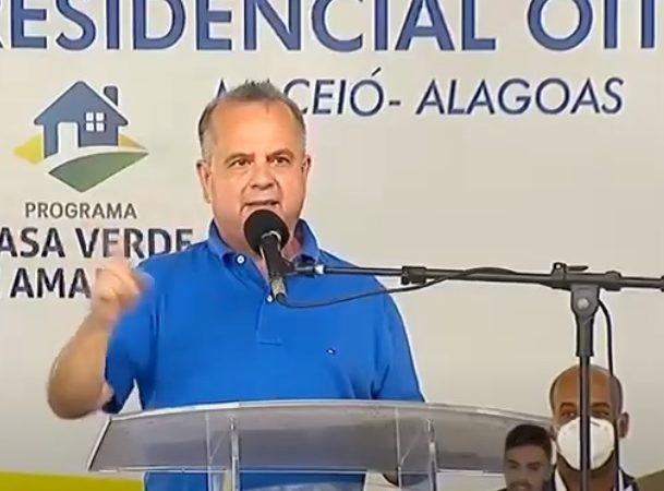 Governo Bolsonaro entrega série de obras em Alagoas através do MDR, VEJA O VÍDEO
