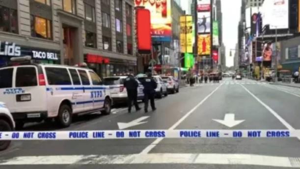 Tragédia: 3 pessoas acabam de ser baleadas na Times Square