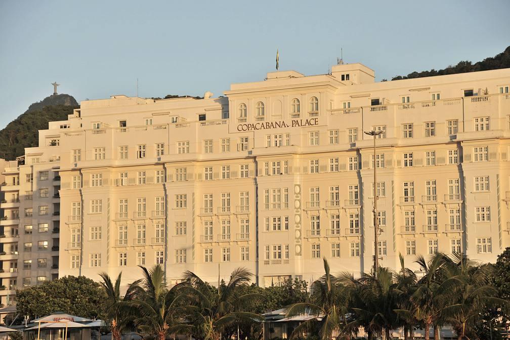 Copacabana Palace: Multa de R$15 mil é aplicada após festa
