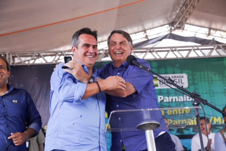 Presidente Bolsonaro se mostra entusiasta do Nordeste e sexta já estará de volta a região, dessa vez será o Piauí