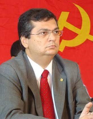 Com raiva das manifestações, Flavio Dino provoca Bolsonaro