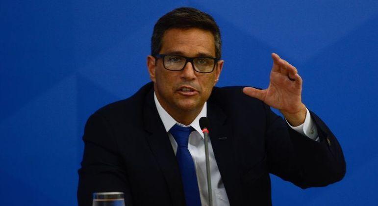 Mais Confiança: Economia tem melhorado na confiabilidade, afirma Campos Neto
