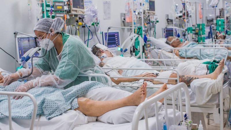 São Paulo registra quase 10 mil casos de covid-19 em uma semana