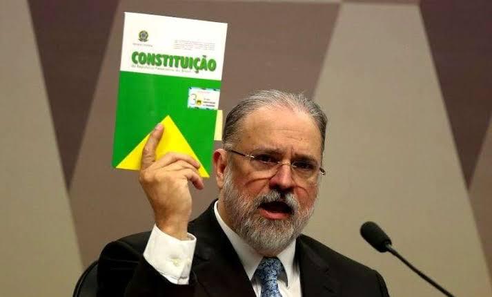 Ao STF, Augusto Aras defende presença de governadores na CPI da Covid