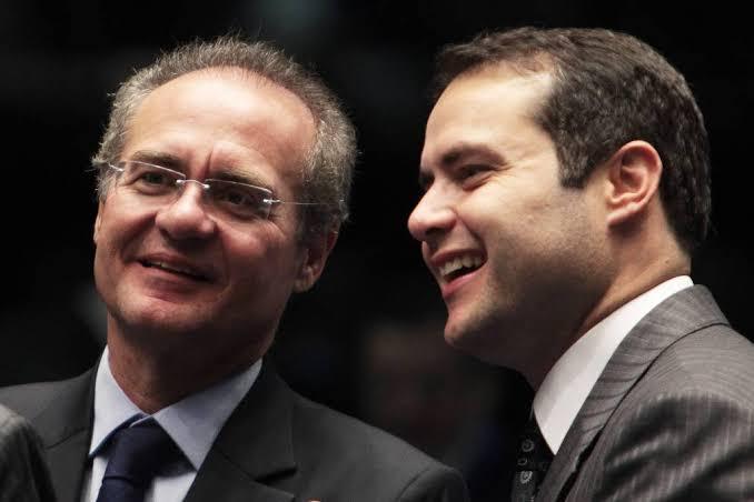 Renan Calheiros 'surta' após senador Marcos Rogério detonar CPI e citar Renan Filho sobre desvios em Alagoas; VEJA VÍDEO