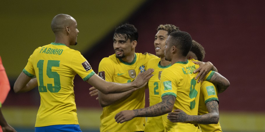 Eliminatórias da Copa do Mundo: Brasil vence o Equador e segue 100%
