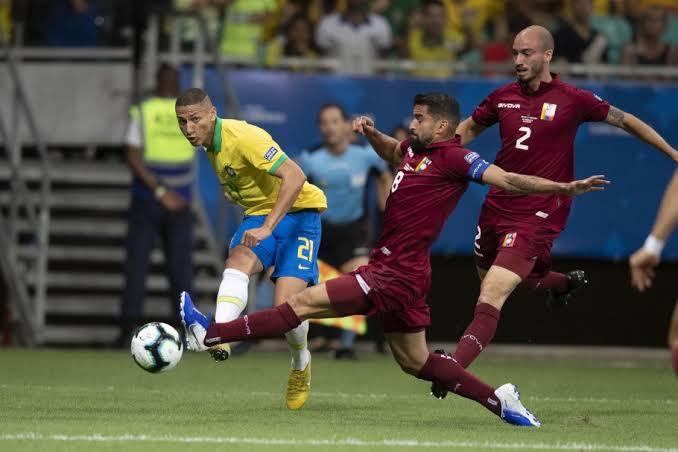 Brasil encara Venezuela na abertura da Copa América