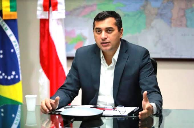 Governador do AM, Wilson Lima pede ao STF para não depor ou ficar em silêncio na CPI da Covid