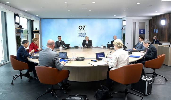 G7 repreende China por campos de concentração e exige nova investigação sobre origens da Covid