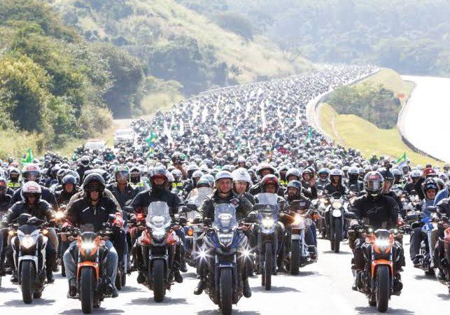 MPSP abre inquérito contra organizadores de motociata