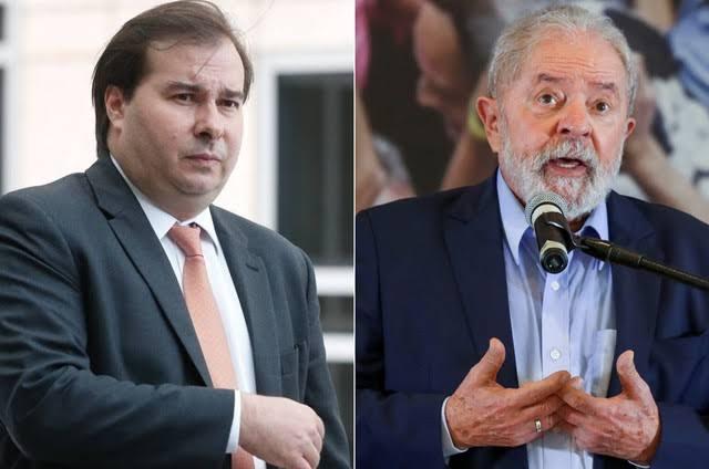 Desesperado? Expulso do DEM, Rodrigo Maia quer ser vice de Lula em 2022