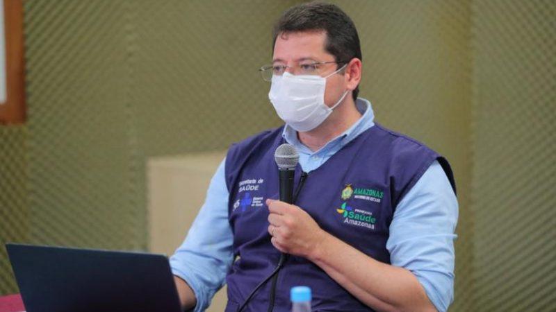 VEJA AO VIVO: CPI ouve agora ex-secretário de Saúde do Amazonas