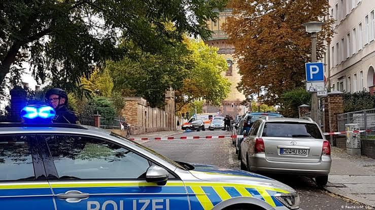 Novo ataque terrorista na Alemanha deixa dois feridos
