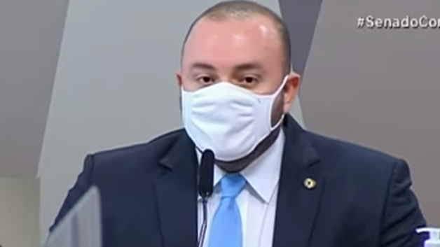 VEJA AO VIVO: CPI da Pandemia ouve relator da CPI da Saúde do Amazonas
