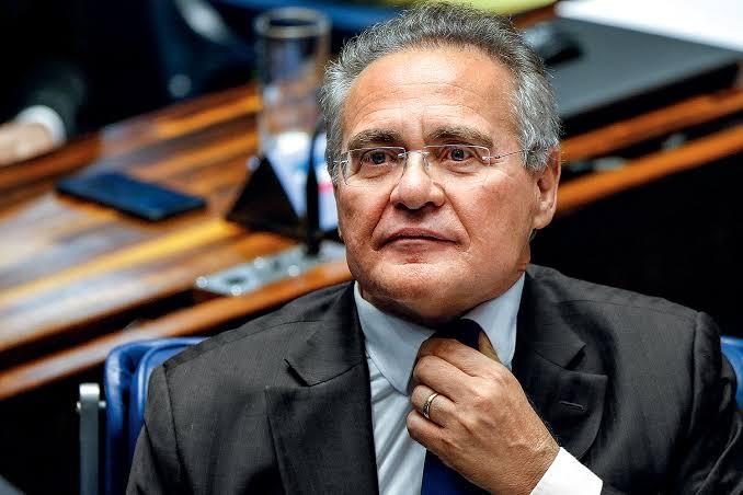 Após abandonar sessão, Renan Calheiros tem pedido de destituição de relatoria da CPI