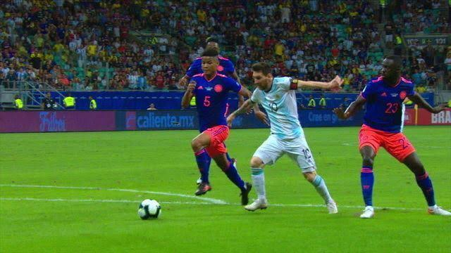 Hipocrisia: Argentina e Colômbia negaram sediar Copa América, mas jogo entre as duas seleções teve presença de 10 mil torcedores