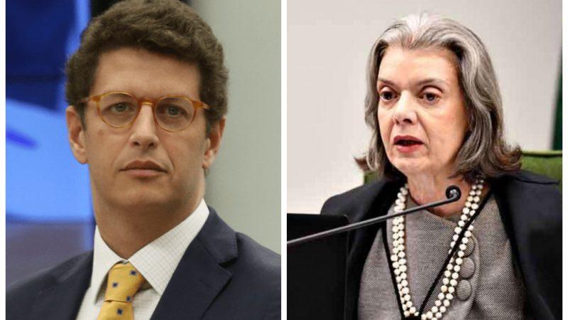 Cármen Lúcia autoriza abertura de inquérito para investigar supostos delitos do ministro do Meio Ambiente Ricardo Salles