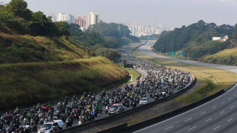 Hoje foi um dia triste para os opositores de Bolsonaro