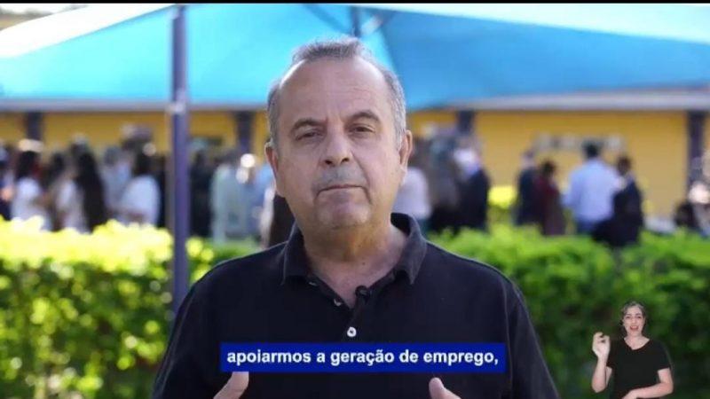 Bolsonaro determina e Rogério Marinho faz: Distrito Federal na rota da fruticultura, ES com entrega de Moradias, pavimentação na Bahia, o MDR tem semana intensa de entregas, VEJA O VÍDEO