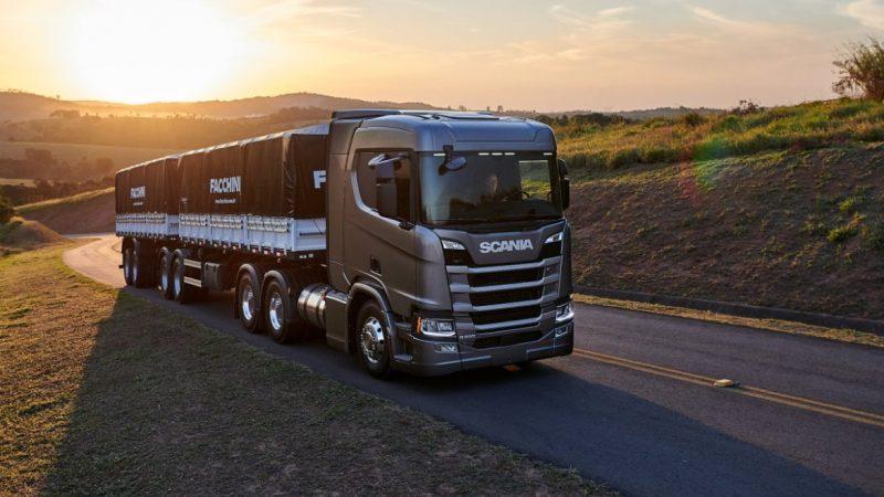 Venda de caminhões Zero KM cresce 65%