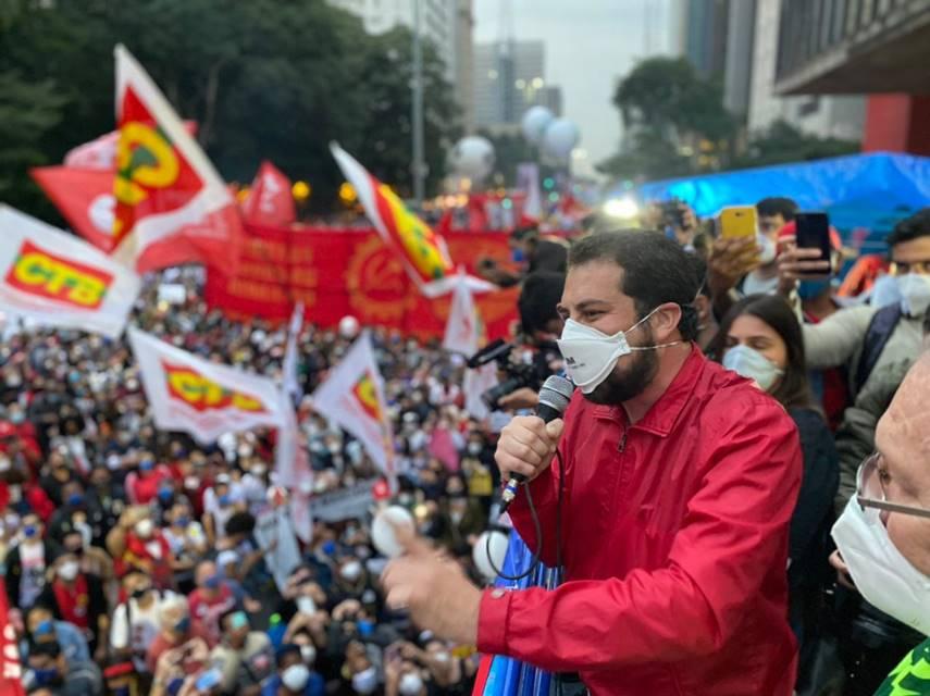 RACISMO DO BEM: em ato pró-Lula, membros do MTST são acusados de agressão e racismo contra indígenas da própria esquerda