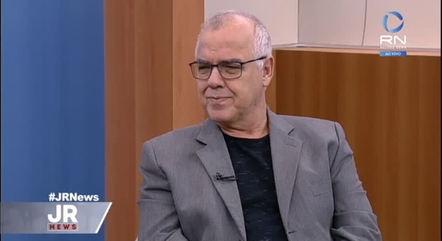 Morre Domingos Fraga, diretor de jornalismo da Record TV