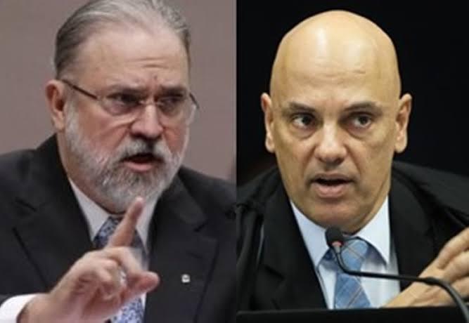 """PGR pede arquivamento do inquérito de """"atos antidemocráticos"""" mas Alexandre de Moraes reluta"""