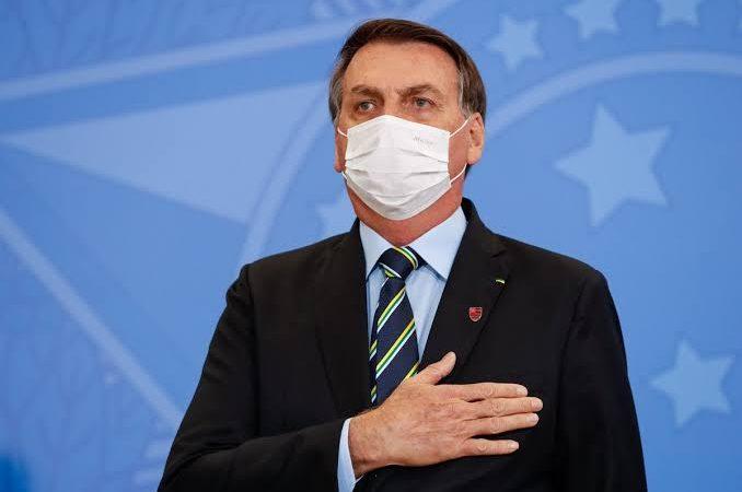 Bolsonaro garante que usará a força militar se preciso for, para garantir o direito de ir e vir
