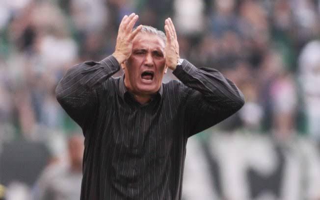 Tite tá com ódio da Copa América