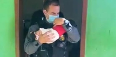 Não as drogas: Mãe deixa bebê recém-nascido como 'garantia' em boca de fumo